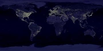 Night Earth